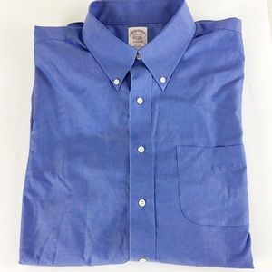Brooks Brothers Madison Button Down Dress Shirt